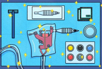 Comment entretenir les meilleures machines à tatouer 6