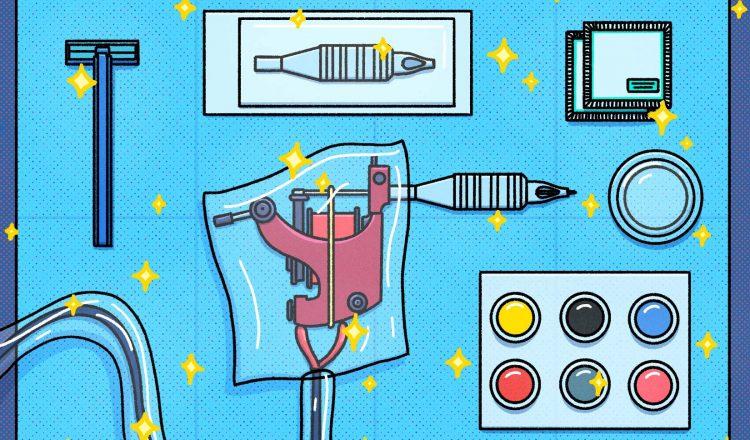 Comment entretenir les meilleures machines à tatouer 1