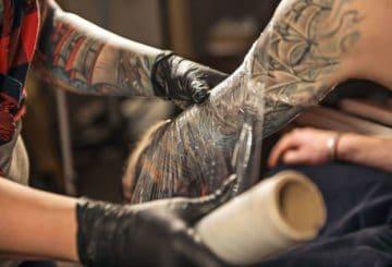 Comment entretenez-vous votre tatouage? | TATOUAGE 3
