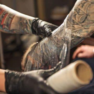 Comment entretenez-vous votre tatouage? | TATOUAGE 9