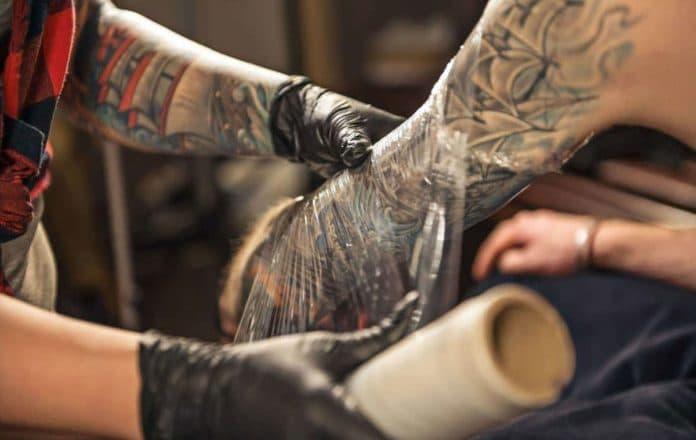 Comment entretenez-vous votre tatouage? | TATOUAGE 1