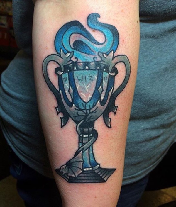 Dessins de tatouage magiques Harry Potter