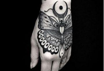 30 Franki Tattoo Collection qui définit parfaitement le blackwork 5