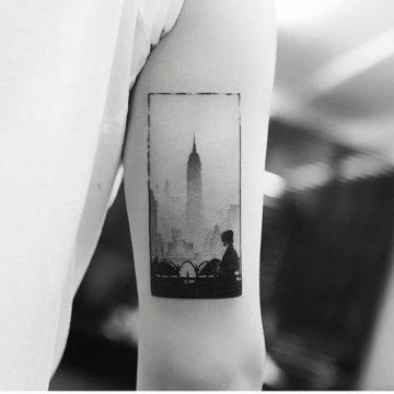 35 tatouages encadrés étonnamment captivants 8