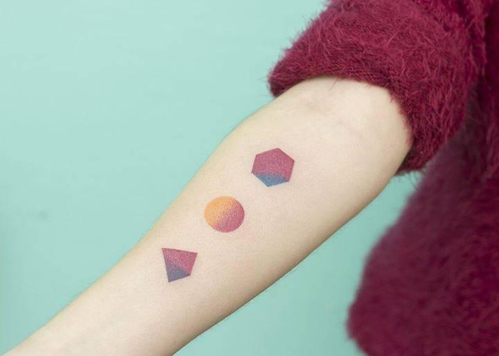 30 tatouages Tumblr minuscules remarquables 13
