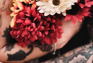 Rencontrez quelqu'un qui aime les tatouages et formez un couple fort ! 2