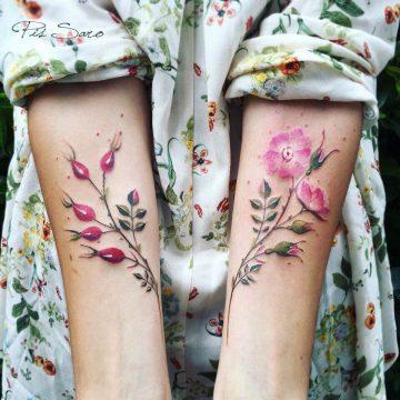 30 Collection de tatouages à couper le souffle de Piss Saro 24